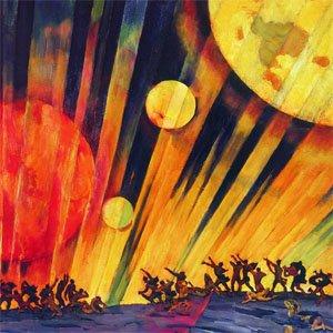 описание картины юона новая планет