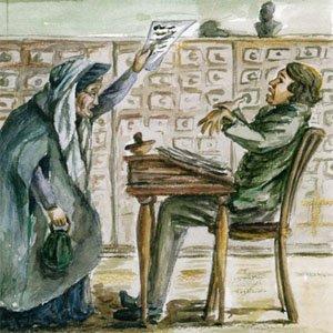 Лесков «Старый гений»