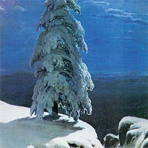 Шишкин На севере диком