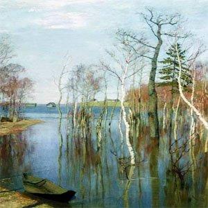 Весна — большая вода