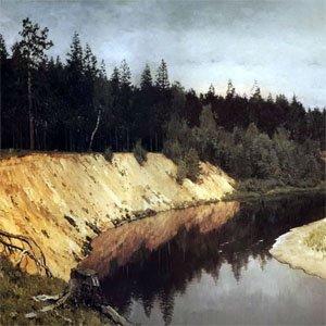 Лесистый берег