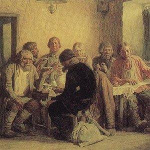 Певцы, Тургенев