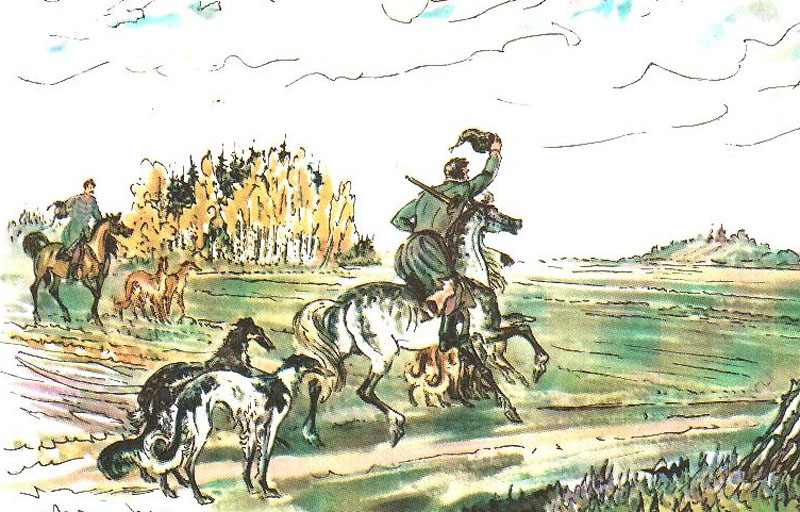 Барышня крестьянка характеристика Берестова и Муромского