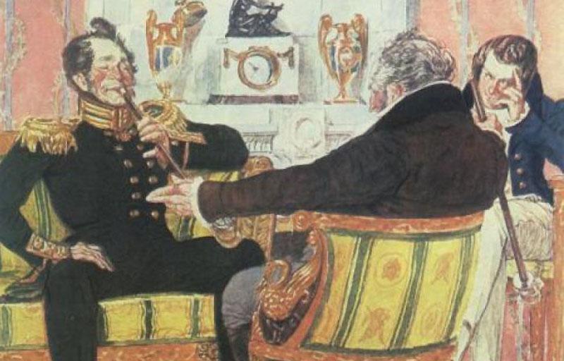 Каковы нравственные и жизненные идеалы фамусовского общества?