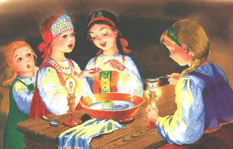 Баллада «Светлана» Жуковского
