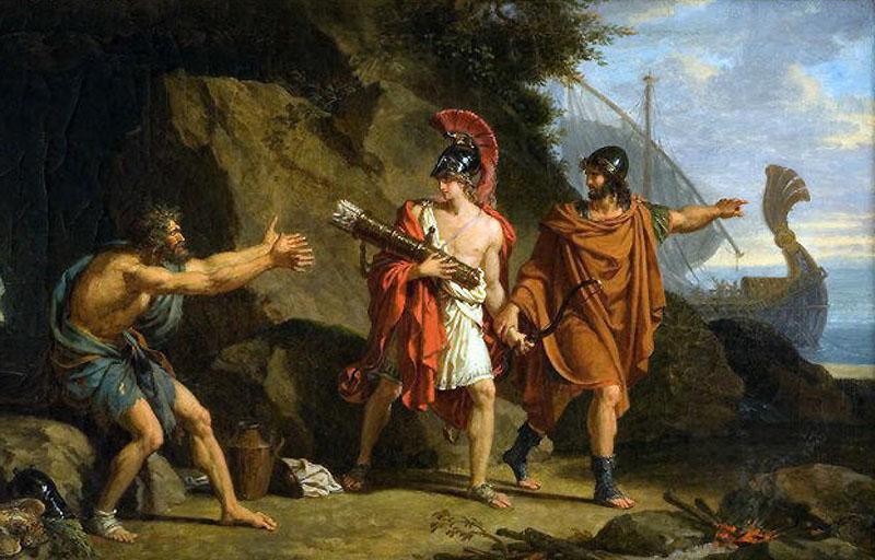 Какой был Одиссей