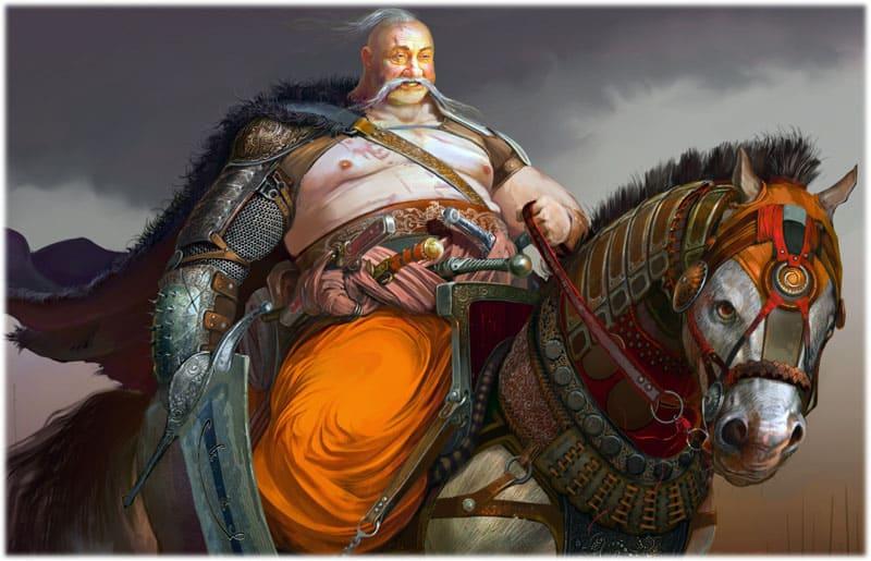 Тарас Бульба - народный герой