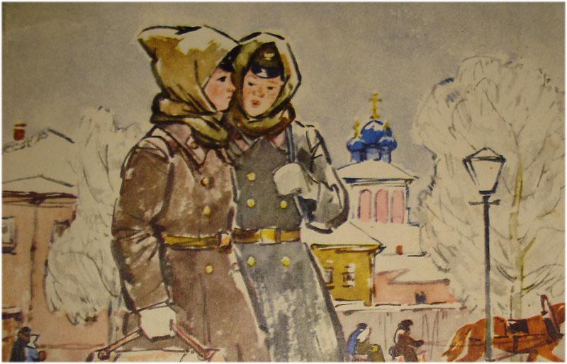 Характеристика образов Володи и Чечевицина в рассказе А.П. Чехова «Мальчики»