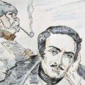 портрет Печорина