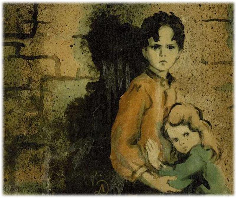 Дети подземелья: милосердие