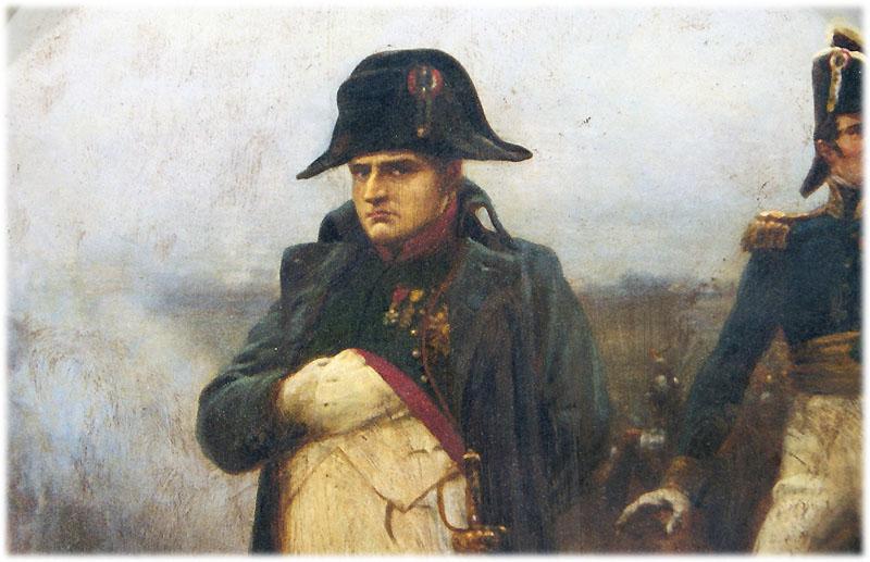 Образ Наполеона в романе Толстого «Война и мир»