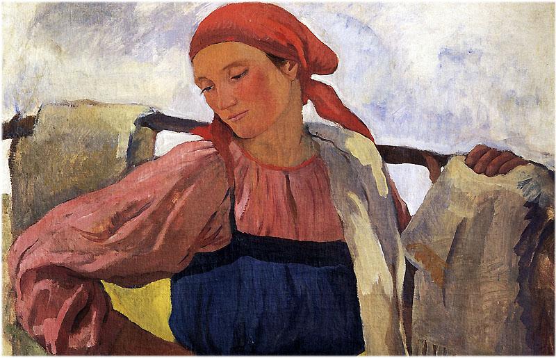 Некрасов: образ русской женщины