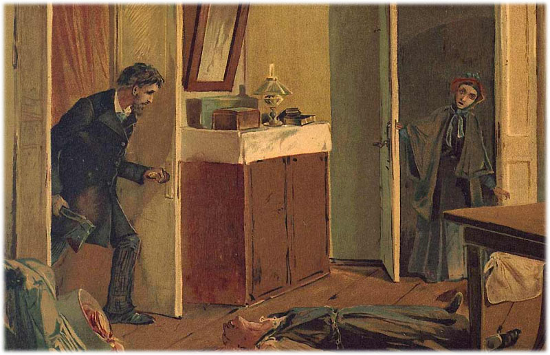 Исповедь и раскаяние Раскольникова