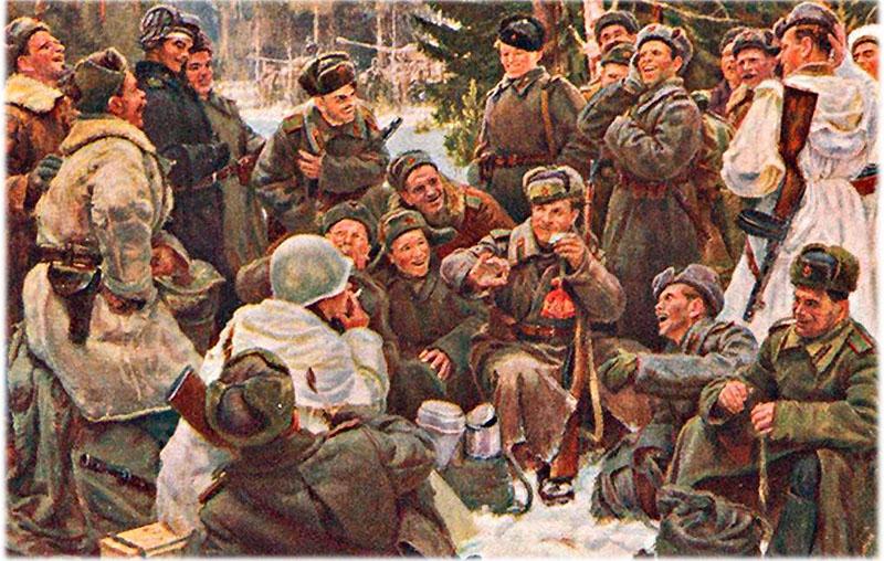 Поэт на войне и о войне
