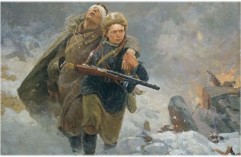 Тема Великой Отечественной войны в прозе XX века