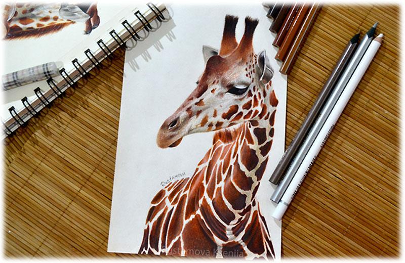 Гумилев Жираф