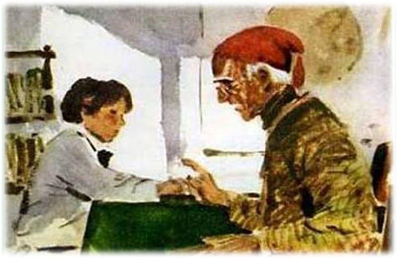 Детство: Карл Иваныч и Николенька