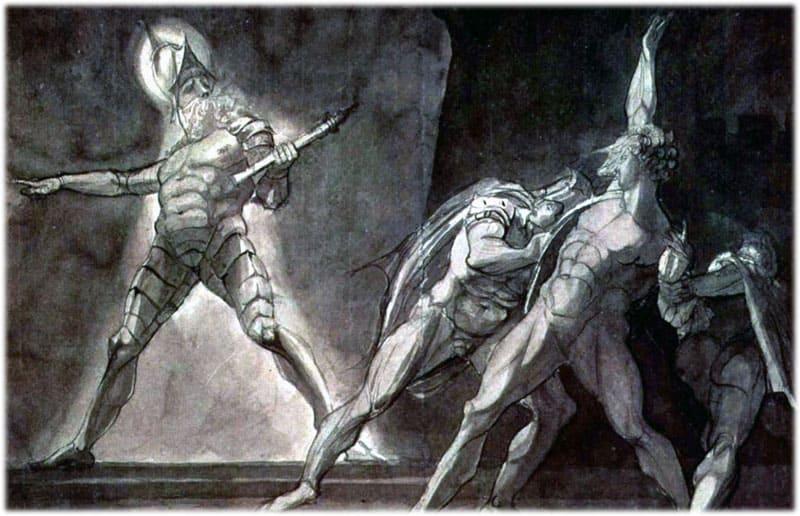 Гамлет: Призрак убитого короля