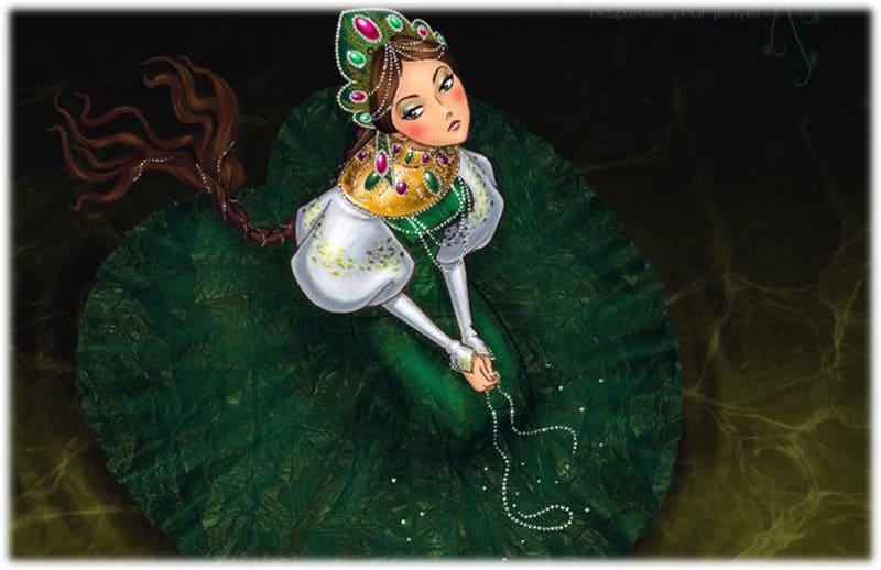 Любимый герой сказки Царевна-лягушка