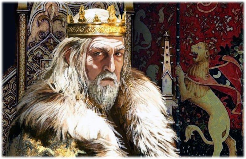Характеристика короля Лира