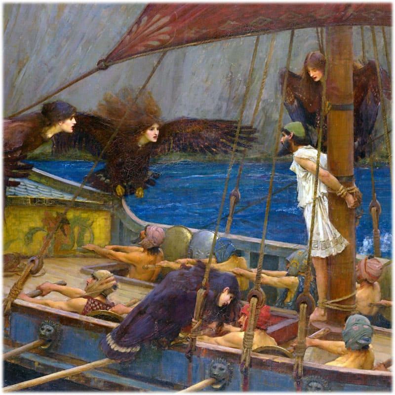 Характеристика Одиссея