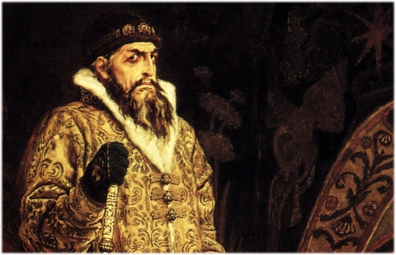 Какие эпитеты характеризуют царя в песне Правеж?