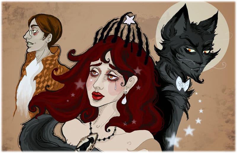 Образ Маргариты ведьмы