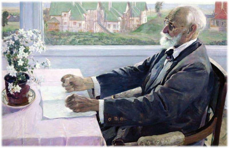 Портрет Павлова