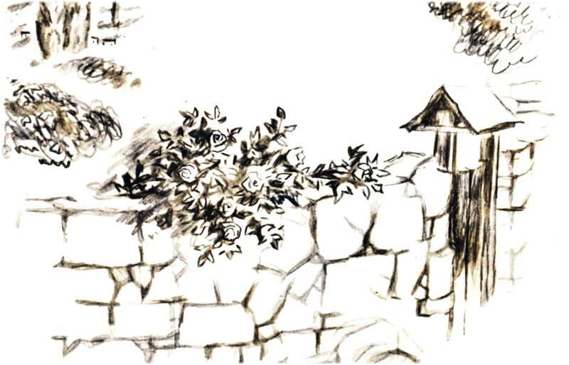 Соловьиный сад Блок анализ стихотворения