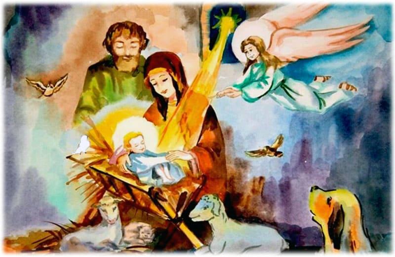 Рождество сочинение