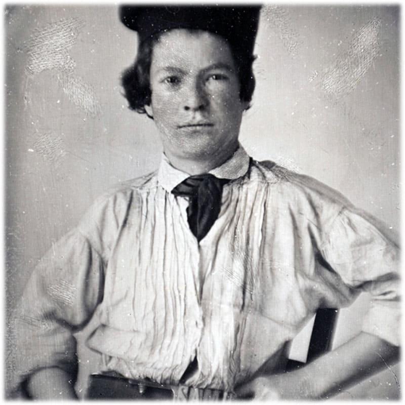 Марк Твен фото в 15 лет