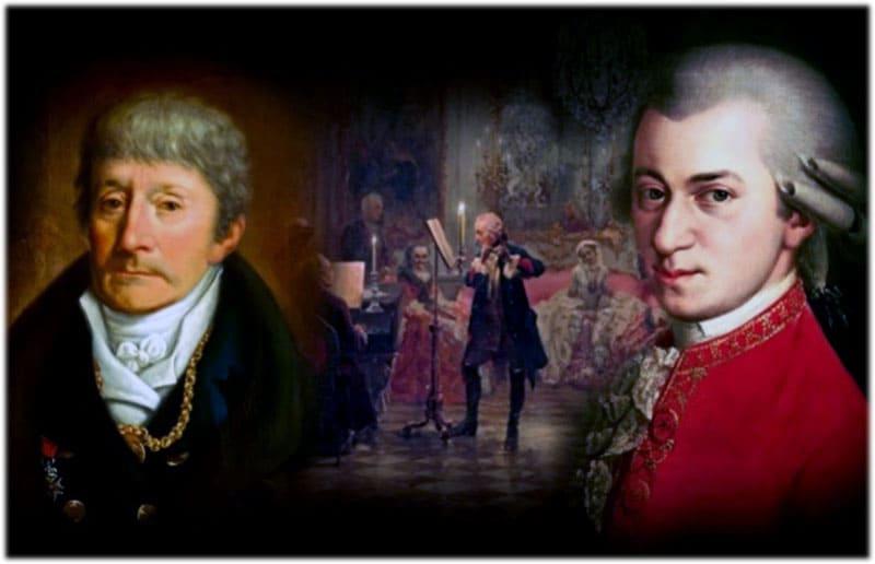 Что сближает Моцарта и Сальери и что их разъединяет?