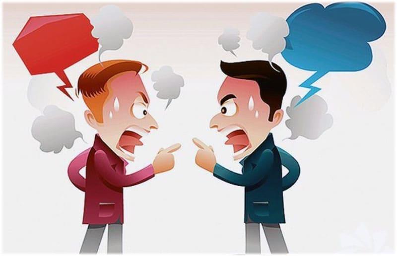 Сочинение на тему конфликт