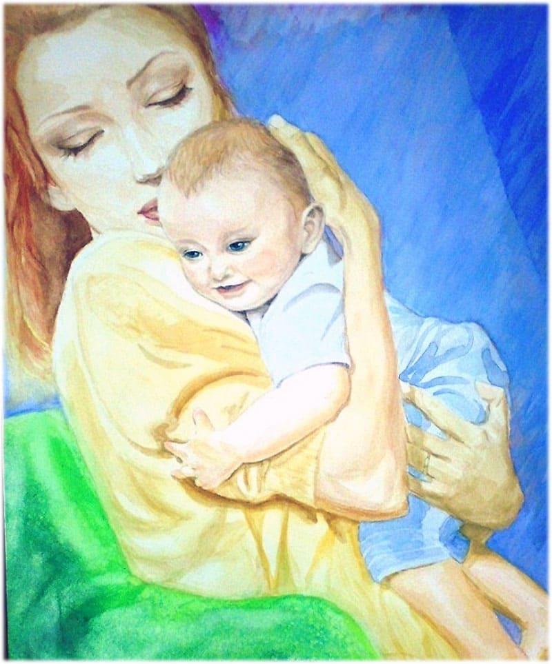Сочинение мама