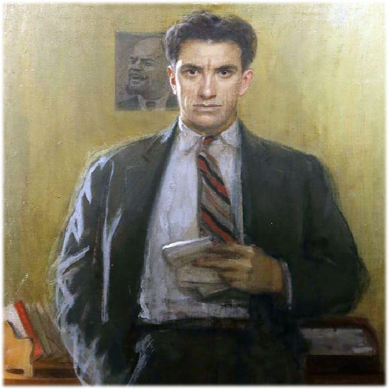 Портрет Владимира Маяковского