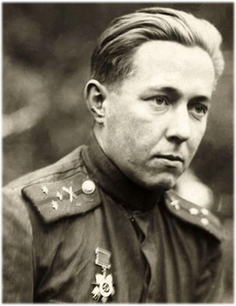 Солженицын во время войны