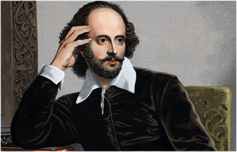 Биография Шекспира кратко, самое главное