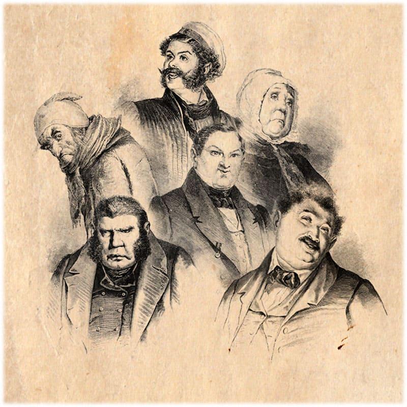 Мертвые души — поэма о России