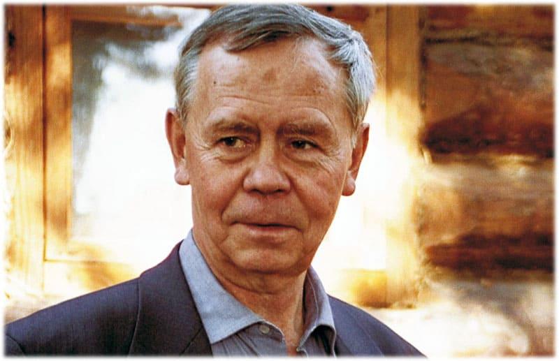 Валентин Распутин фото
