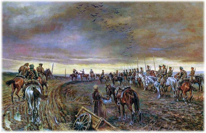 Трагедия гражданской войны