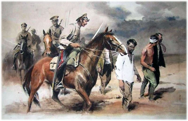 Тихий Дон тема гражданской войны