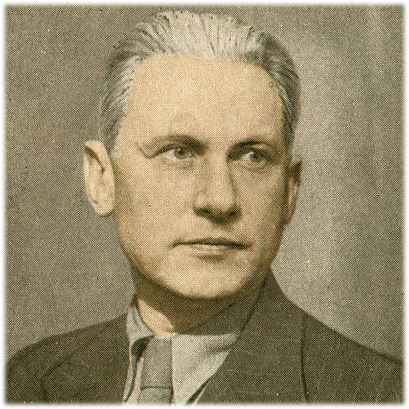Александр Александрович Фадеев портрет
