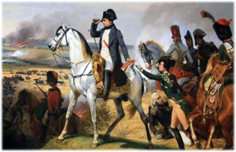Наполеон при Ватерлоо Невозвратимое мгновение
