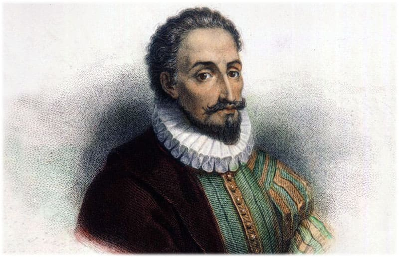 Мигель Де Сервантес биография