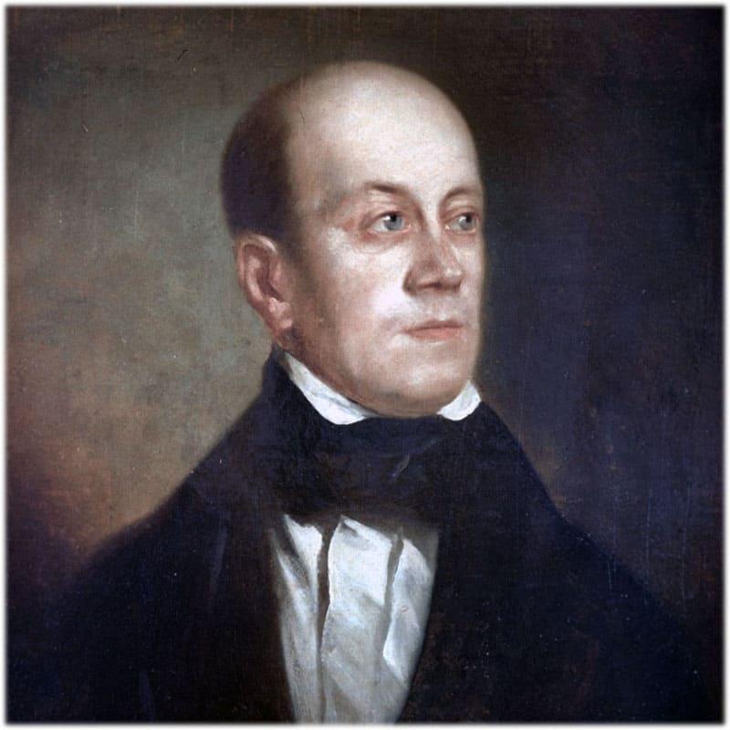 Чаадаев Петр Яковлевич портрет