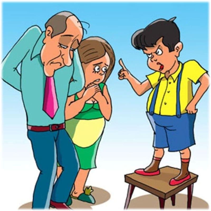 Конфликт отцов и детей - конфликт поколений