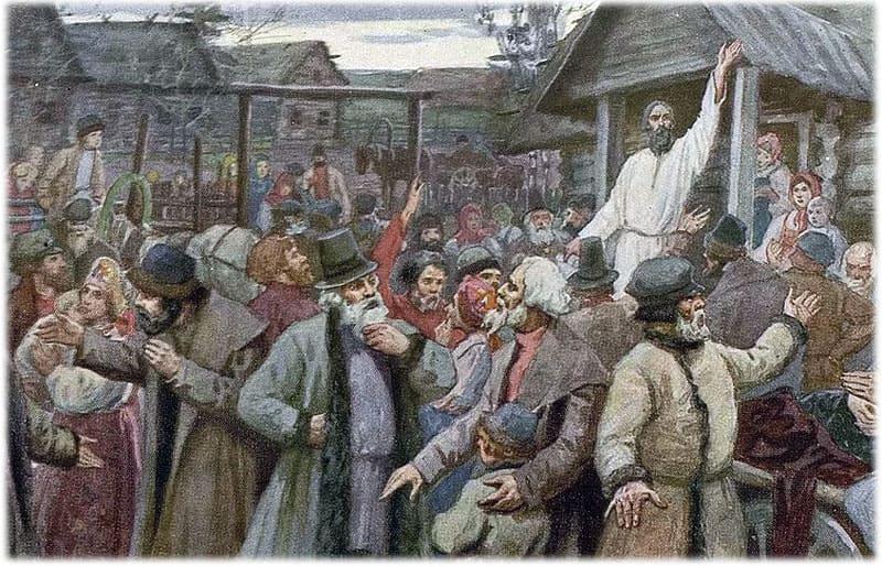 Крестьяне бунтуют