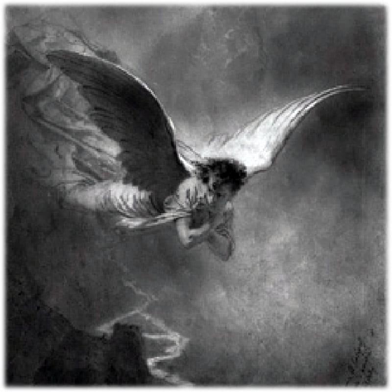 Демон летит над Кавказом