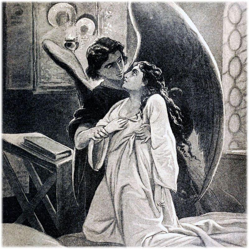 Тамара спрашивает у Демона, кто он