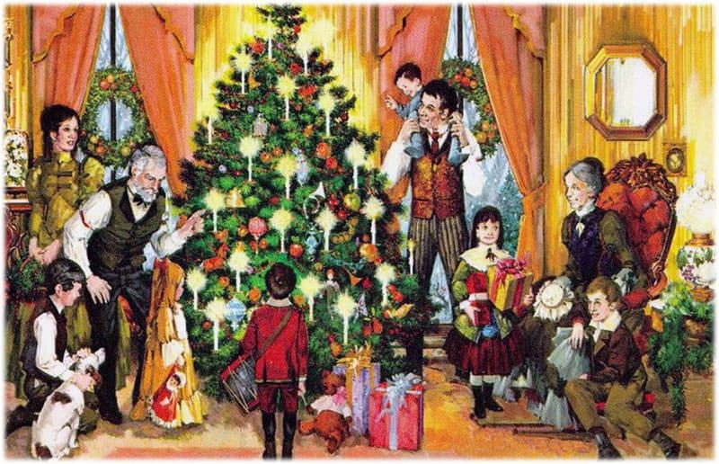 Семейные традиции сочинение